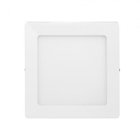 ART Panel LED, natynk. kwadrat,161*29mm,12W, WW 3000K