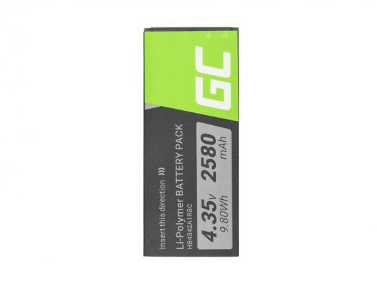 Bateria Green Cell HB4342A1RBC do Huawei Ascend Y5 II Y6 Honor 4A 5