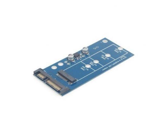 Gembird adapter Mini SATA (1.8'') -> M.2 NGFF