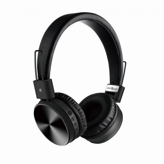 Gembird słuchawki ''Kyoto'' Bluetooth, stereo, mikrofon, kolor czarny