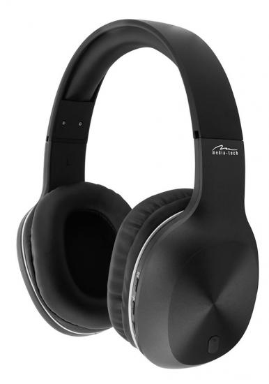 INDUS BT - Stereo bluetooth headset, Bluetooth V4.1, 8 hrs playing