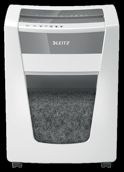 Niszczarka Leitz IQ Office Pro P5 15 kartek + olej