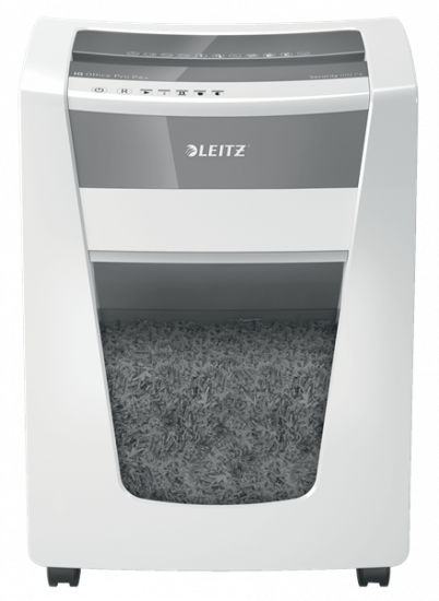 Niszczarka Leitz IQ Office Pro P6+ olej + gratis