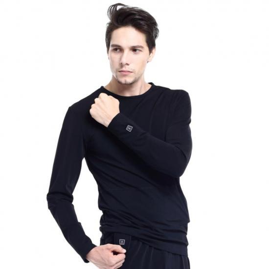 Ogrzewana bluza koszulka termoaktywna Glovii - XL