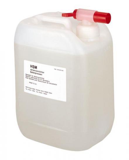 Olej do konserwacji niszczarek HSM 5l