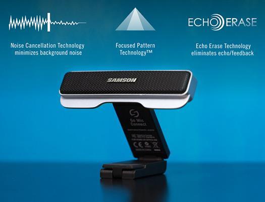 Przenośny mikrofon SAMSON Go Mic Connect USB FPT