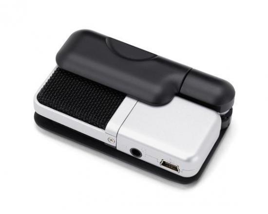 Przenośny mikrofon pojemnościowy SAMSON Go Mic USB