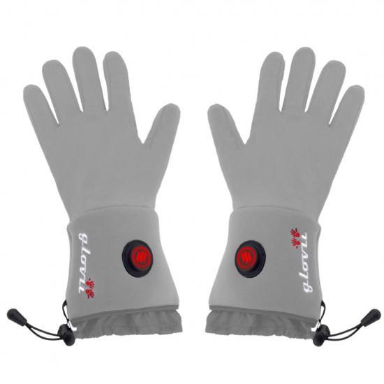 Rękawiczki ogrzewane termoaktywne Glovii - S-M