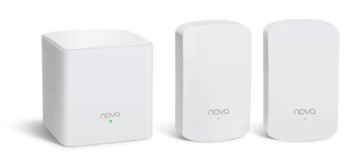 Router Tenda Nova MW5 Mesh Wi-Fi AC1200 5GHz 3pack