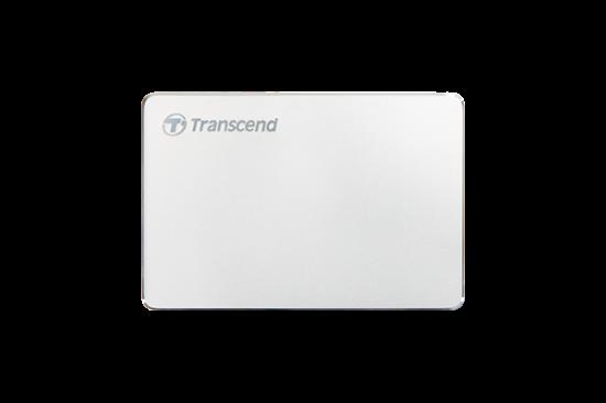 Transcend 2TB, 2.5'' Portable HDD, StoreJet C3S, Aluminum alloy, type C