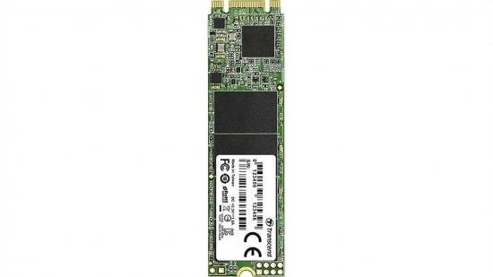 Transcend SSD 960GB, M.2 2280 SSD 820S, SATA3 B+M Key, TLC, R/W 550/500 MB/s
