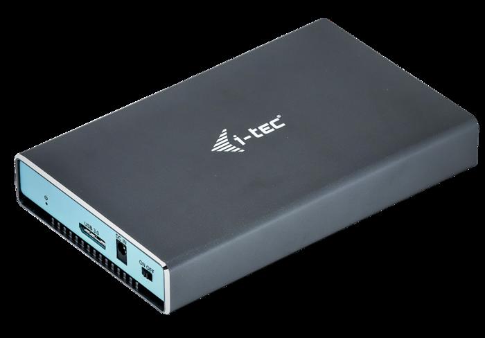 Zewnętrzna obudowa i-tec MYSAFE USB 3.0 2,5'' SATA
